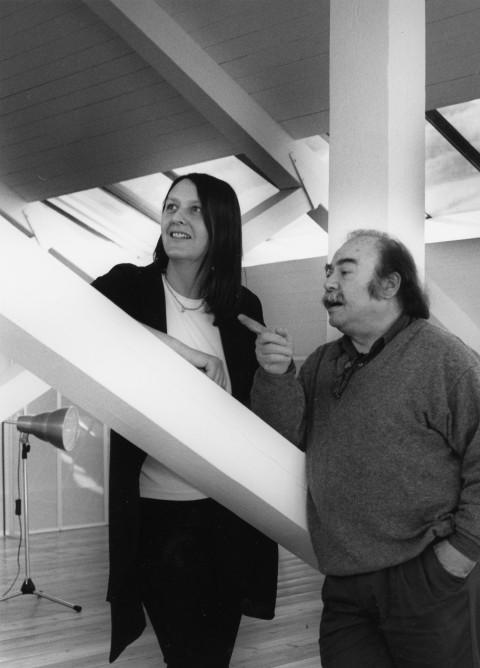 Lisa e Tucci Russo - photo Nanda Lanfranco
