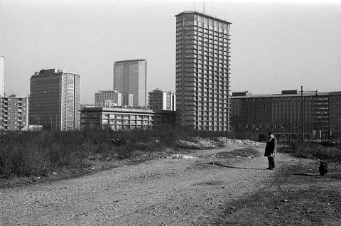 Gabriele Basilico, Milano, Quartiere Isola, 1978