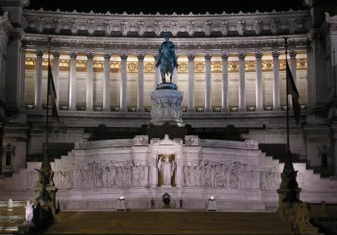Il Milite Ignoto, Altare della Patria, Vittoriano