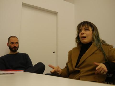 Gianni Moretti e Roberta Donato