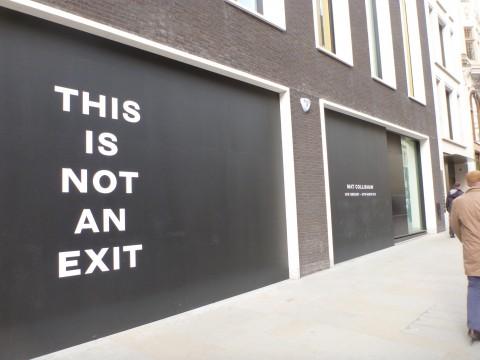 Galleria Blain Southern, Londra