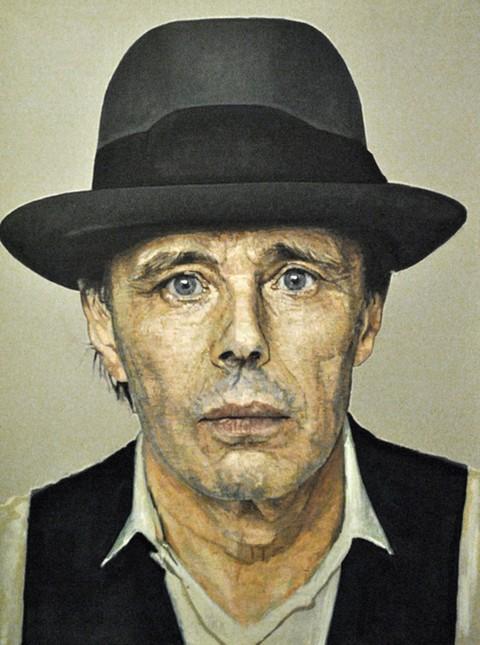 Luca Del Baldo - Joseph Beuys