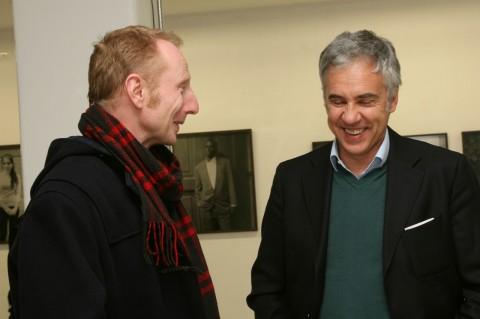 Ingar Krauss e Vezio Tomasinelli (2)