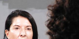 Marina Abramović, The Artist is Present, 2010, The Museum of Modern Art, New York
