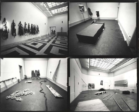 Live in your head: When Attitudes Become Form - Kunsthalle Bern, 1969