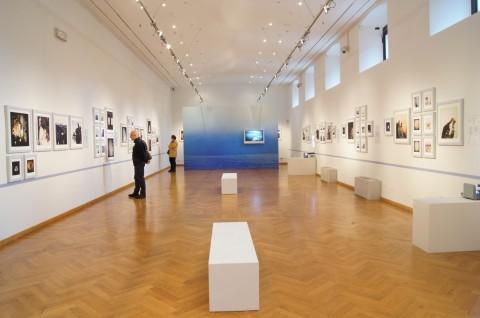 Stefano de Luigi - iDyssey - veduta della mostra presso la Fondazione Stelline, Milano 2013 - photo Caterina Failla