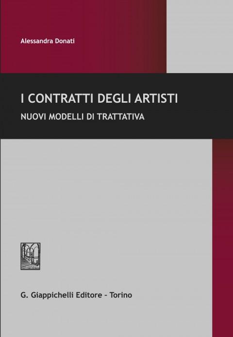 Alessandra Donati - I contratti degli artisti