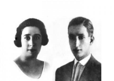 Edoardo Fendi e Adele Casagrande
