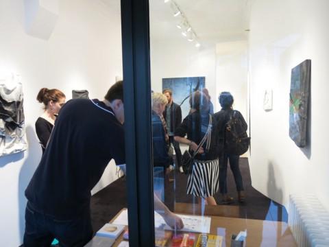 Lauren Seiden & Frank Webster @ Storefront Bushwick