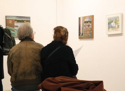 Marianne Barcellona + Wendy Gittler @ First Street Gallery