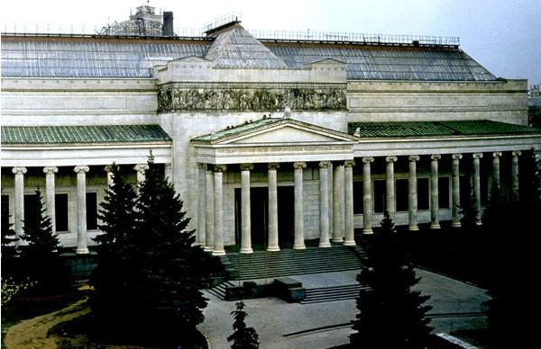 Museo Pushkin - Mosca