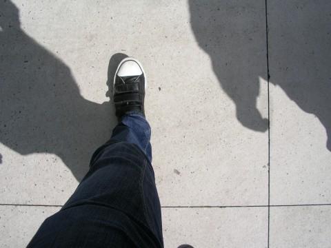 Fred Marconi, Walking in Chelsea, 2009