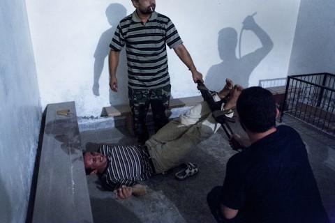 Secondo Premio Spot News Foto Singole - Emin Özmen, Turchia - 31 luglio 2012, Aleppo, Siria