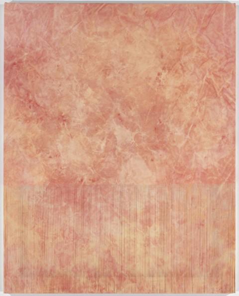 Rebecca Ward, pink marble, 2012 - Courtesy the artist, Artnesia & Ronchini Gallery