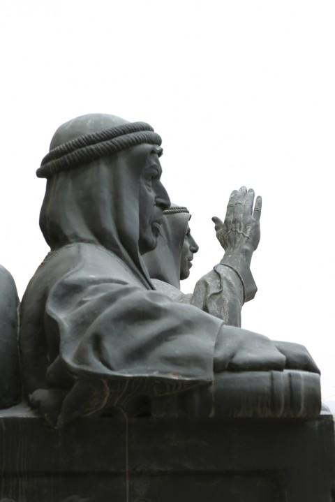 Sami Mohammad (Courtesy Pavilion of Kuwait)