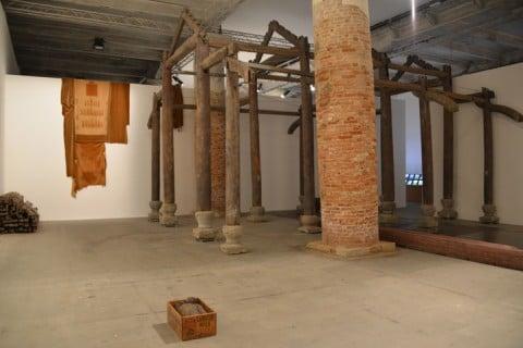 Dahn Vō, Il Palazzo Enciclopedico, Arsenale, foto Valentina Grandini