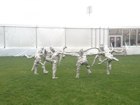 Frieze Sculpture Park, New York 2013
