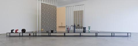 Haim Steinbach in mostra da Lia Rumma a Milano