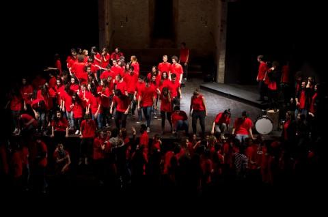 Teatro delle Albe - Pinocchio - photo Nicola Baldazzi Osservatorio Fotografico