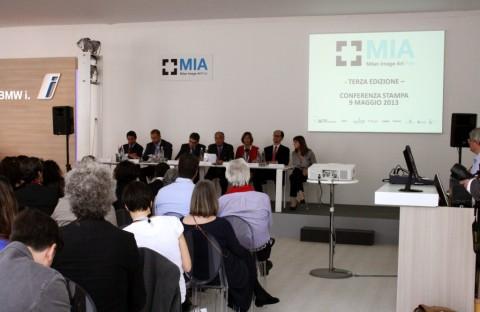 La presentazionedi MIA 2013 - foto Michela Deponti