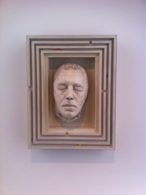 La maschera di André Breton - Arsenale - Biennale di Venezia 2013