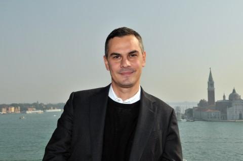 Massimiliano Gioni - Courtesy la Biennale di Venezia - photo Giorgio Zucchiatti