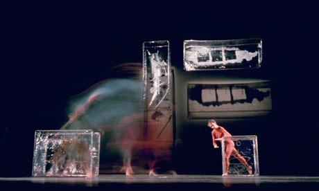 Merce Cunninghams, Walkaround Time, 1968