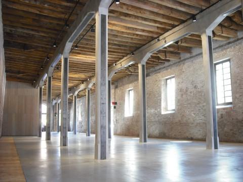 Sale d'Armi - Arsenale, Venezia - Courtesy la Biennale di Venezia