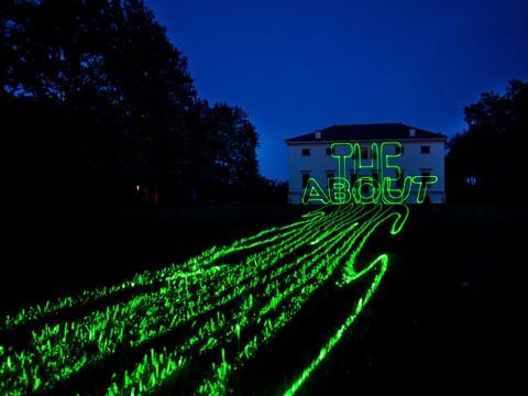 Arthur Duff, Sing About the Past, 2012 - Villa Pisani Bonetti, Bagnolo di Lonigo