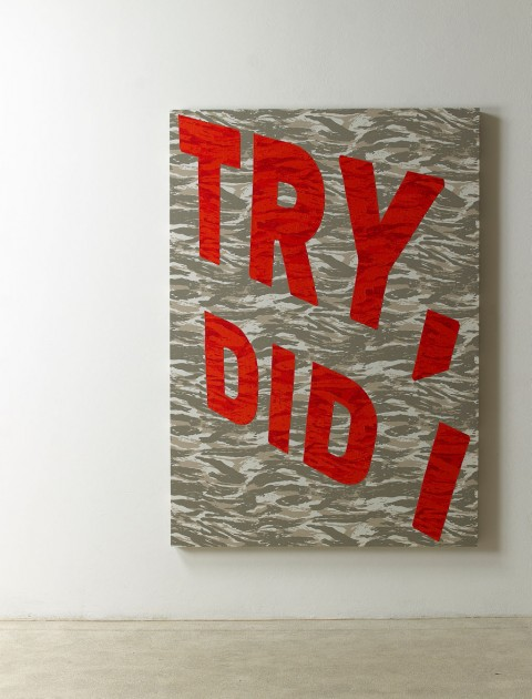 Arthur Duff, Try Did I, 2012