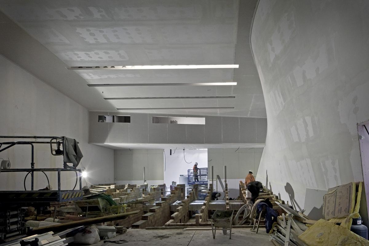 Verso la Biennale: un Teatrino per Venezia  Tadao Ando