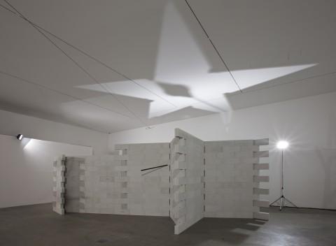 Gilberto Zorio, Torre Stella, 2013 - Courtesy Galleria Lia Rumma, Milano-Napoli - photo Antonio Maniscalco