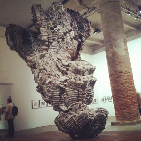 Roberto Cuoghi - Arsenale - Biennale di Venezia 2013