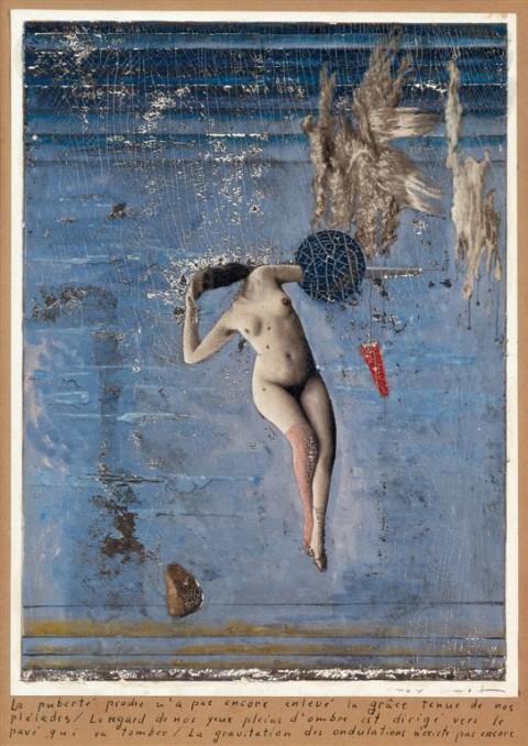 Max Ernst, La puberté proche… (les pléiades), 1921 - Private collection - © 2013, ProLitteris, Zurich