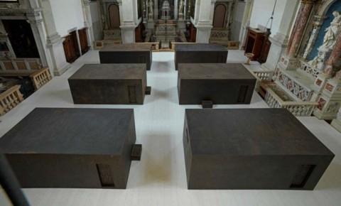 Ai Weiwei alla Chiesa di Sant'Antonin
