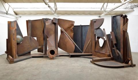 Anthony Caro, Shadows, 2013 © Barford Sculptures Ltd - photo John Hammond