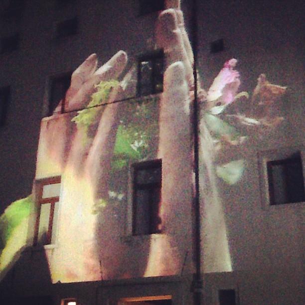 Art Night 2013, Venezia