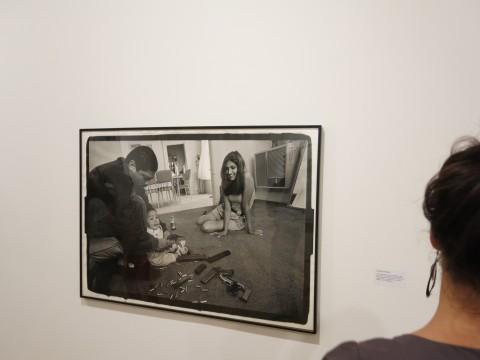 Art engaging gangs @ AC Institute
