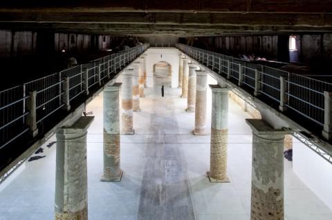 Corderie - Arsenale - 2010 - photo Giulio Squillacciotti - courtesy la Biennale di Venezia