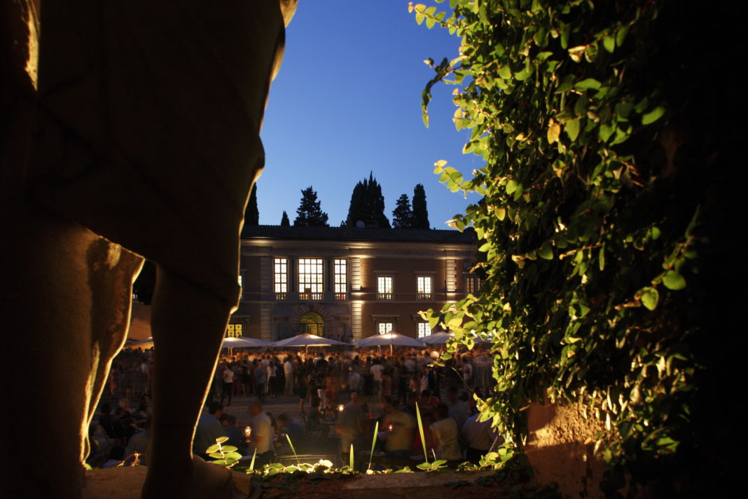 Festa dell'estate '13, Villa Massimo, Roma. Photo Alberto Novelli