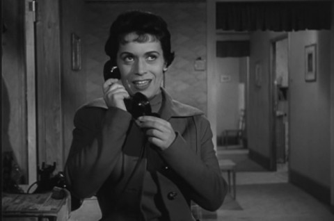 Franca Valeri nel film Il segno di Venere di Dino Risi (1955)