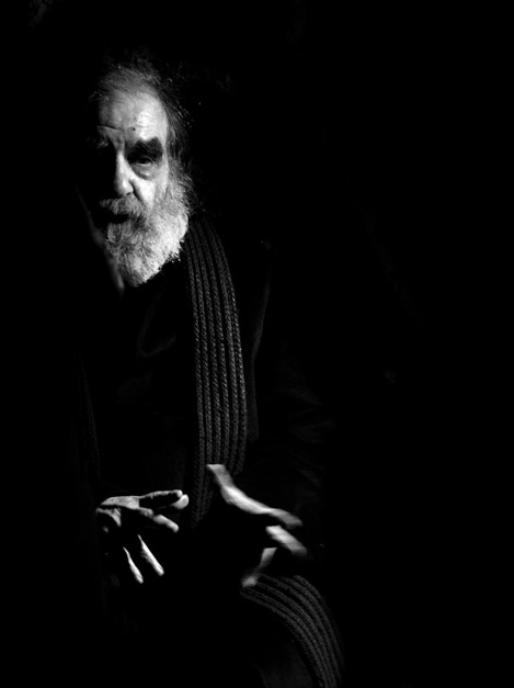 Franco Scaldati - foto Francesco Ferla