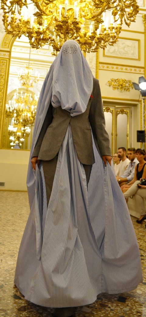 Polimoda fashion show, 2013 - Gisella Barca