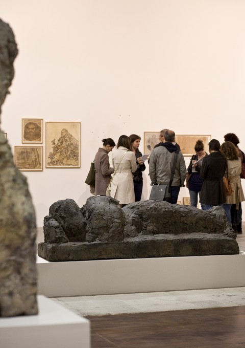 Biennale di Venezia - Arsenale - Hans Josephsohn