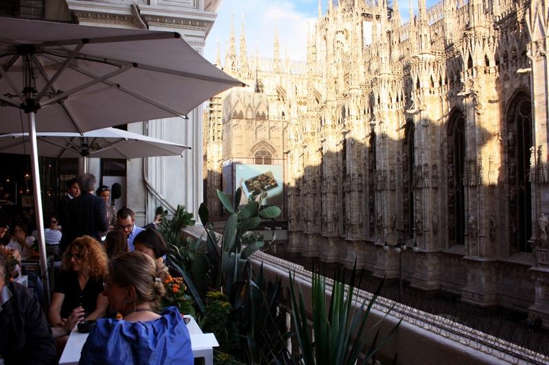 Il Duomo Visto Dalla Terrazza Aperol Foto Michela Deponti