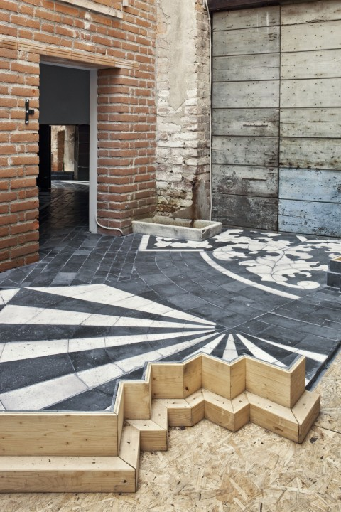 Katrín Sigurdardóttir, Foundation, 2013 - Padiglione Islanda - Biennale di Venezia - photo ORCH - courtesy of the artist & Icelandic Art Center