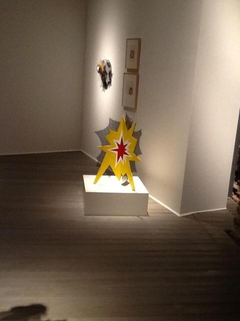 Lichtenstein alla Fondazione Vedova