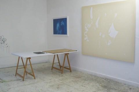 Art Parcours 2013 - Lisa Oppenheim, Smoke