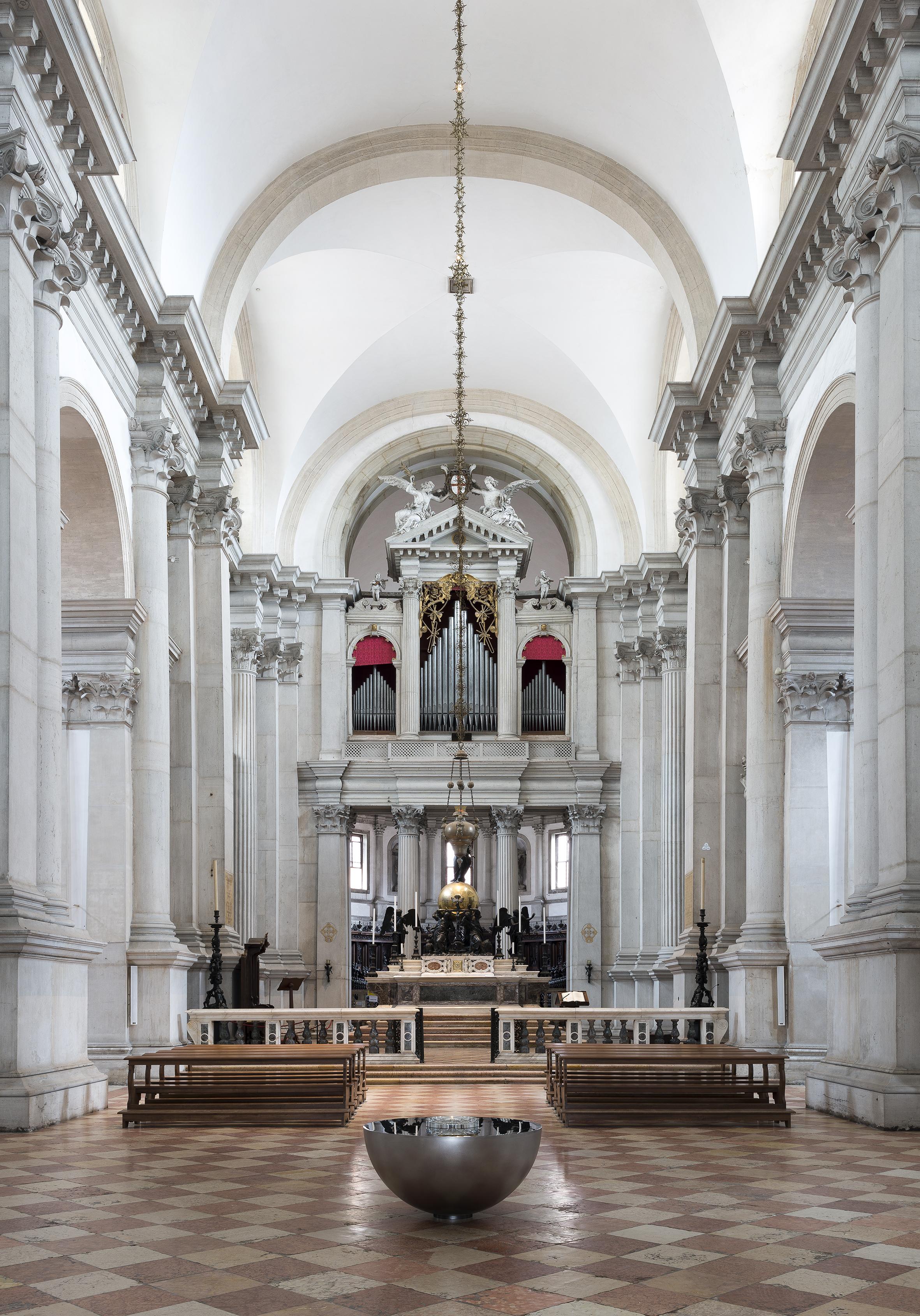 John Pawson Perspectives Basilica Di San Giorgio Maggiore