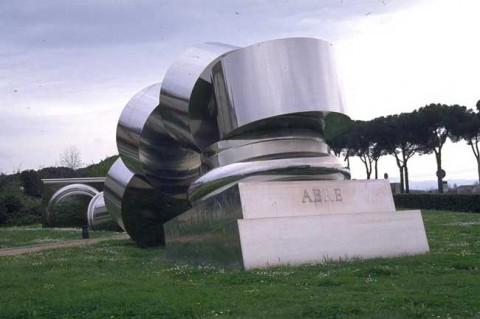 Anne e Patrick Poirier, Exegi Monumentum Aere Perennius,1988 - collezione Centro Luigi Pecci, Prato